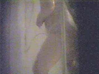mother i masturbating in shower ! hidden cam