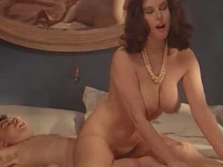 retro breasty milf enjoys forbidden pecker