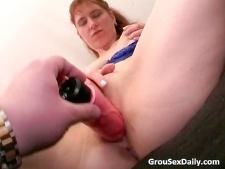 redhead bitch getting pleased part3
