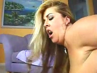 two blondes fuck favourable guy dilettante mother