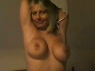british mother i with large breasts teasing at