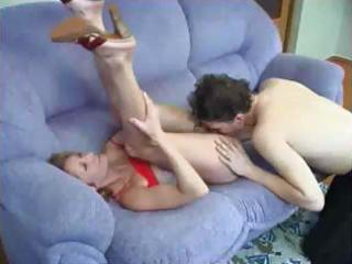 Russian mom & guy anal s88
