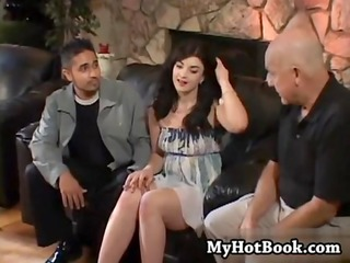 lara ann is a legal age teenager bride and