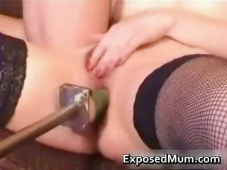 non-professional housewife likes being boned part9