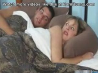 mom and son give in and have sex - hornbunny.com