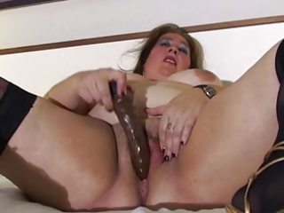 big beautiful woman older in bed