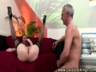 older office lady pussyfucked