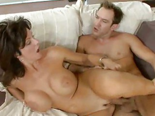 breasty mother i gets her snatch filled