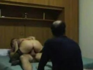 swingers his wife ride cock during the time that